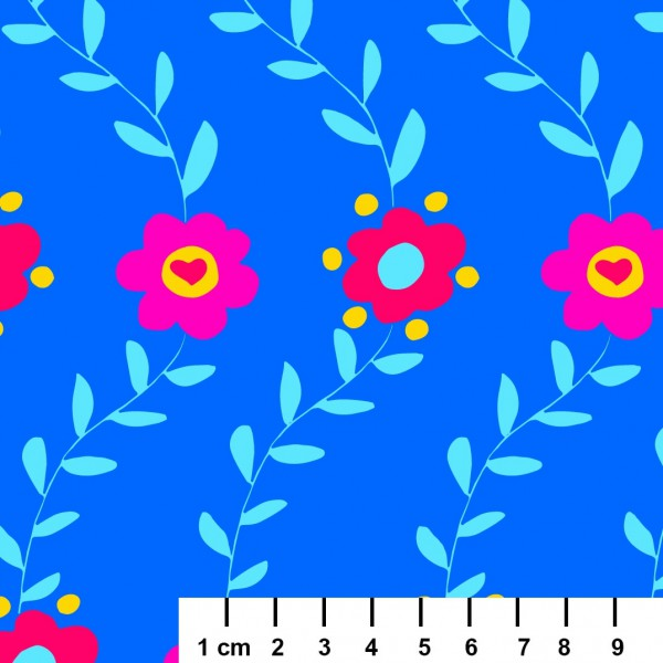 TF K 13 098 COL3  Kinderstoff - Happy Fabrics