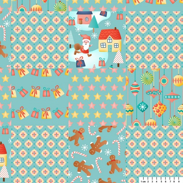 TF K 14 107 COL2  Kinderstoff - Happy Fabrics
