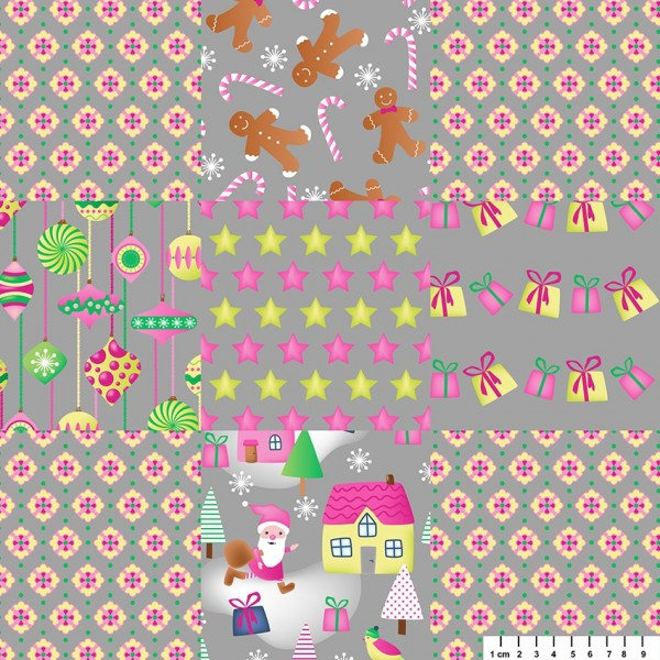 TF K 14 107 COL1  Kinderstoff - Happy Fabrics
