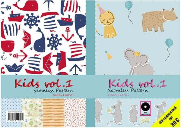 KIDS_VOL.1 Design Buch